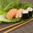 Japanese sushi — Stock Photo #3037213