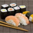 Japanese sushi — Stock Photo #3037658