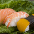 Japanese sushi — Stock Photo #3037670