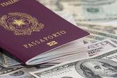 パスポート — ストック写真