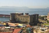 Naples Castle — Stock Photo