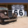 Route 66 - Foto Stock