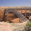 Colorado river bridge — Stock Photo
