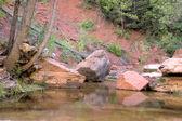 Zion Canyon National Park — Stockfoto