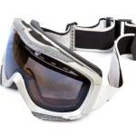 Winter sport glasses — Stock Photo