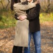 Young couple in love — Stock Photo #3160713