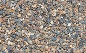 Pebbles texture — Stock Photo