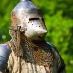������, ������: Knight in armor