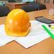 Construction plan — Stock Photo #3569469