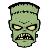 Frankenstein Monster — Stock Vector