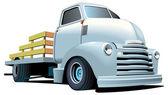 Hot Rod Truck — Stock vektor