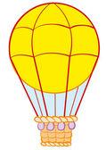 Ballon — Stockvector