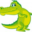Crocodile - Stock Vector