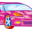 Stock Vector: Car