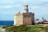Mill in Menorca, Balearic island in Spain — Stock Photo