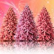 Illustration Christmas Background , Christmas  Card - Stock Photo