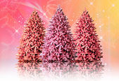 Illustration Christmas Background , Christmas Card — Stock Photo