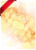 Illustration Christmas Background , Chrismas Card — Stock Photo