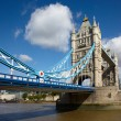 Tower bridge in London — Stock Photo #2847264