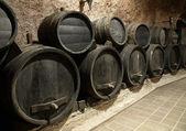 Wine cask — Stock Photo