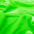 Royalty-Free Stock Photo: Green chiffon organza