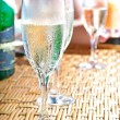 Royalty-Free Stock Photo: Glasses of cold champagne