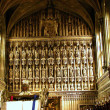 Stock Photo: Magdalen College : Inside Chapel