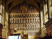 Magdalen College : Inside Chapel — Stock Photo