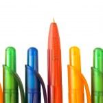 Ballpoint pens — Stock Photo #2795010