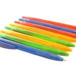 Ballpoint pens — Stock Photo #2795025