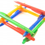 Ballpoint pens — Stock Photo #2795032