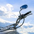 Stock Photo: Motorcycle