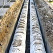 Water pipes — Stockfoto