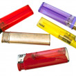 Stock Photo: Lighters