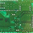 Green microcircuit may - Stock Photo