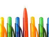 Ballpoint pens — Stock Photo