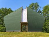 Paviljoen in tiara herenhuis — Stockfoto