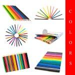 Colors set — Stock Photo