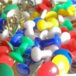 Thumb tacks — Stock Photo