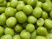 Green pea — Stock Photo
