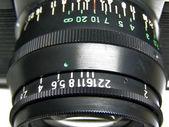 Objective — Stockfoto