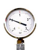 Pressure gauge — Stock Photo