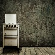 Old kitchen — Stock Photo #3262072