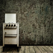 Stock Photo: Old kitchen