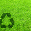 Royalty-Free Stock Photo: Eco recycling