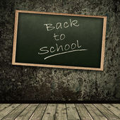 Back to school! — Stock Photo