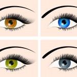 Постер, плакат: Eyes