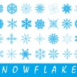 Snowflake — Stock Vector #3621613