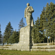 Stock Photo: Lenin. monument in Dubncity. Russia