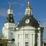 The Holy Trinity-St. Sergius Lavra. Sergiev Posad. Russia — Stock Photo